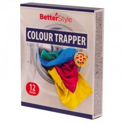 Chusteczki zapobiegające zafarbowaniu prania
