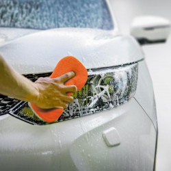 Gąbka do mycia samochodu