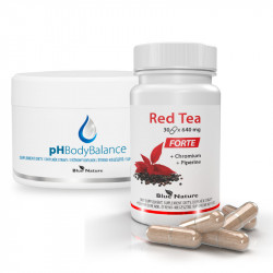pH Body Balance + Red Tea...