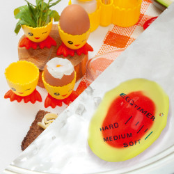 Perfekcyjny timer do jajek...