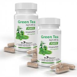 Zestaw: Zielona herbata...