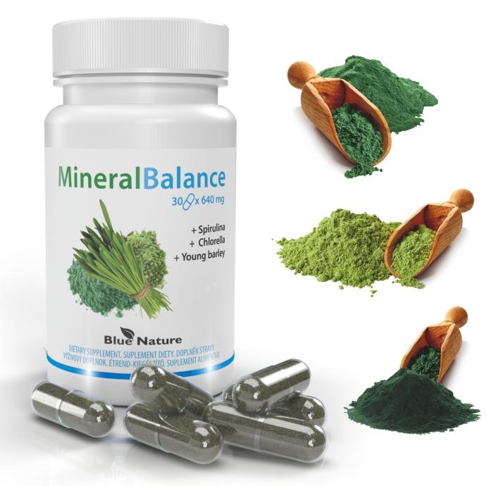 Mineral Balance na niedobory pokarmowe